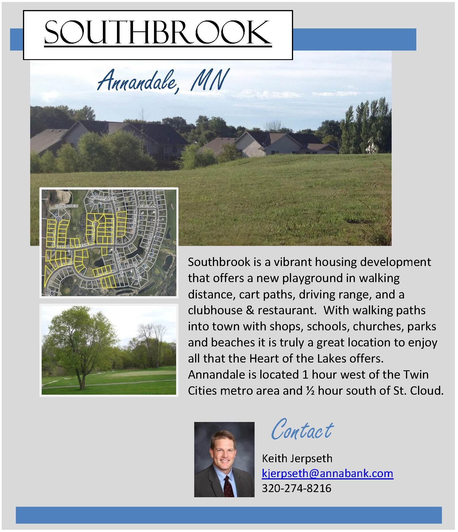 Southbrook Lots